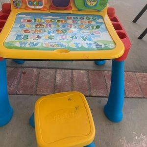 Vtech electronic table for toddler